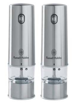 Russell Hobbs Classic 12051-56 Salz & Pfeffer Set Edelstahl - 1