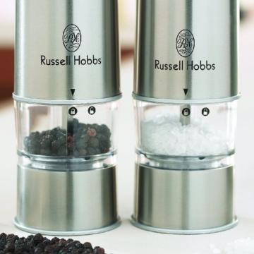 Russell Hobbs Classic 12051-56 Salz & Pfeffer Set Edelstahl - 5